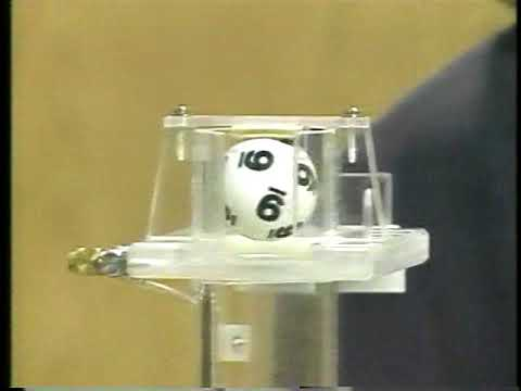 May 11, 1997 - Hoosier Lottery Drawing