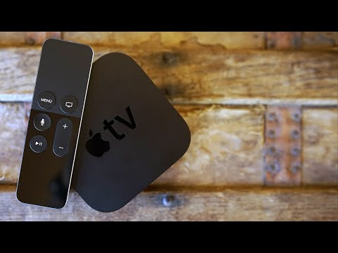 Apple TV (4th Gen): Unboxing & In-Depth Overview!