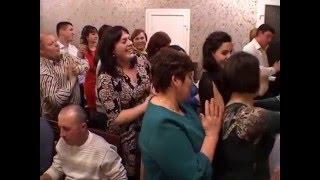 Ну очень веселая молдавская свадьба.