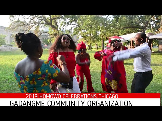2019 HOMOWO CELEBRATIONS IN CHICAGO