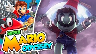 ¡CEREBROOOOOS! - #72 - Super Mario Odyssey en Español (Switch) DSimphony