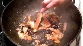 Stir Fry Wood Ear Mushroom