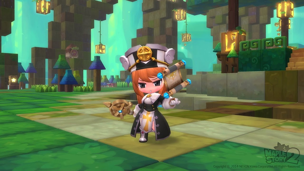 Cute Houses Maplestory 2 Character Customization And User Created