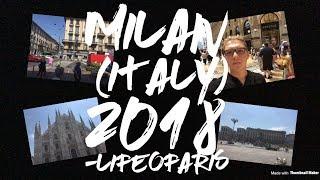 Milan (Italy) 2018 - LifeOfAris