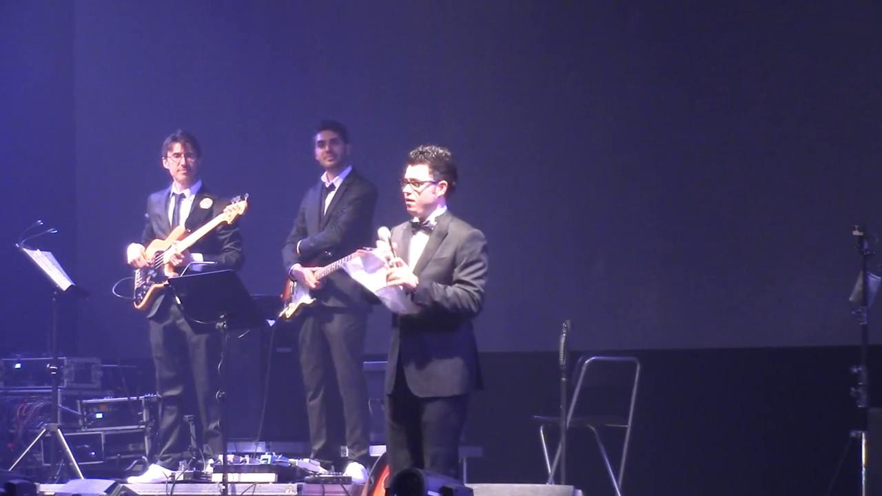 Matteo Bensi Calendario.Debutto Orchestra Matteo Bensi Inizio Serata
