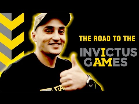 Rehabilitating Ukraine's injured soldiers – the road to the Invictus Games