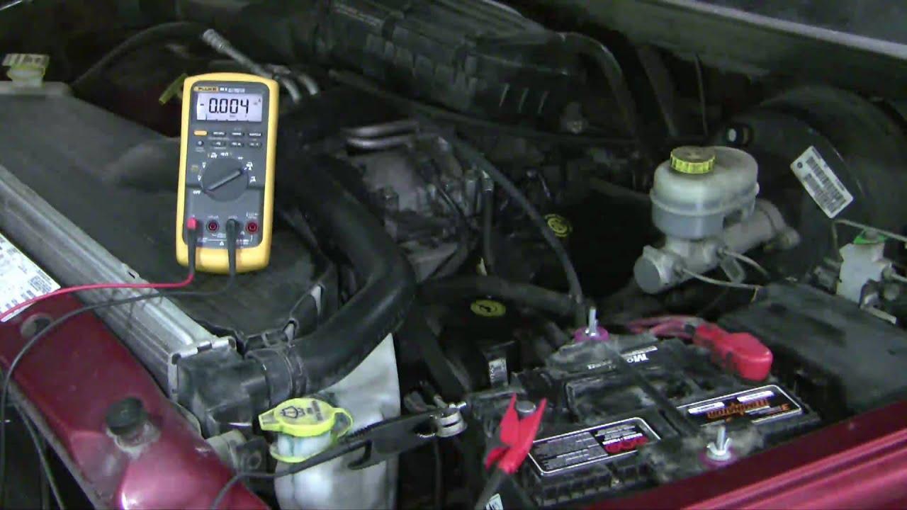 Battery Short Circuit