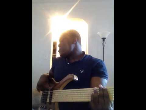 Marvin sapp do me like you (bass cover)
