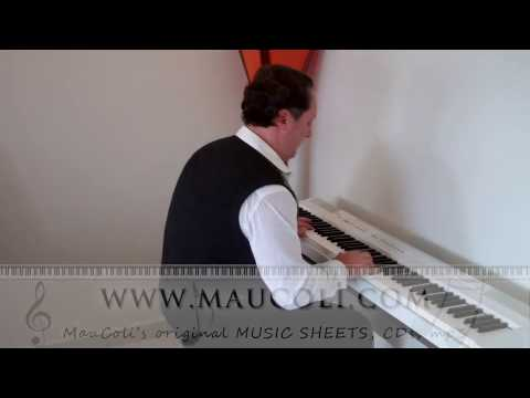 She Loves You (The Beatles) - Original Piano Arrangement by MAUCOLI