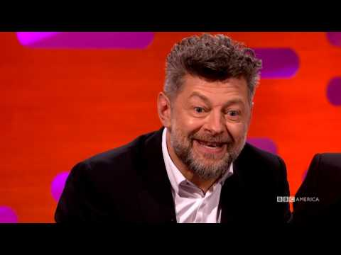 Gollum Has a New Precious - The Graham Norton Show