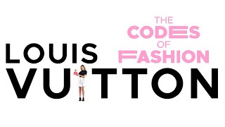 CODES OF FASHION: LOUIS VUITTON! with NATACHA MORICE! by Loic Prigent