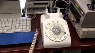 Don't Hear That Anymore: Model 500 Rotary Phone