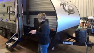 2019 Grey Wolf 19 SM by Forest River