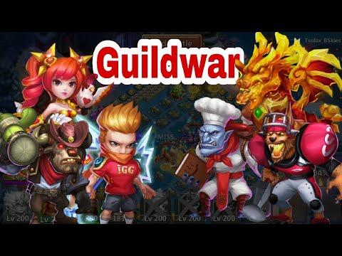 Guildwar - Top Player   Mino/H2H   ~5000   Castle Clash