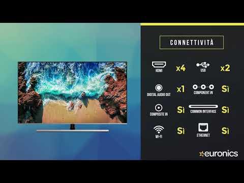 Samsung   Smart TV UHD 4K Flat   Serie 8   55NU8000