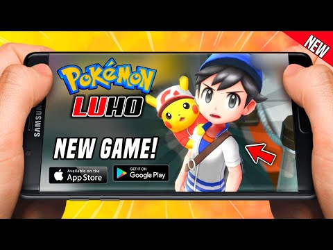 [200MB] NEW Game !! Pokemon Luhostory APK Download For Android || Best Pokemon Game !!!