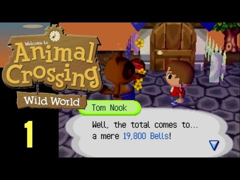 Animal Crossing: Wild World - Getting Started (Ep. 1)