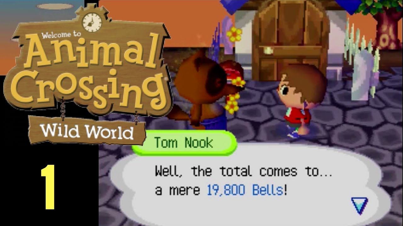 [NDS] Animal Crossing Wild World [EUR]