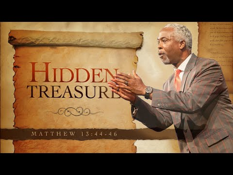 Hidden Treasure | Bishop Dale C. Bronner | Word of Faith Family Worship Cathedral