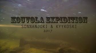 Kouvola Expedition - Sonnanjoki ja Kyykoski toukokuu 2017