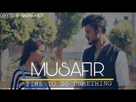 Musafir Song | Atif Aslam | Arijit Singh | Subhechha Mohanty | Palak Muchhal / a cute love story