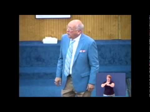 "2014 WV JUBILEE - Wednesday PM - ""He Is Precious"" - Dr. Larry Brown"