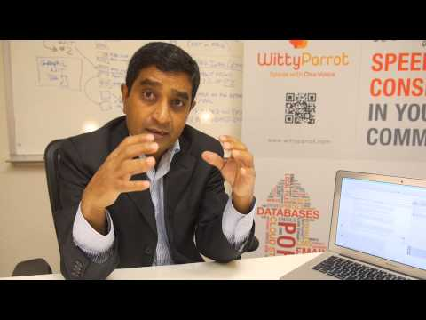 WittyParrot productivity tool to optimize sales teams productivity and consistency