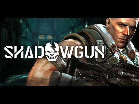 Lets Play - SHADOWGUN - Level 1 - Level 2 Hunt down Dr. Edgar Simon [Android]