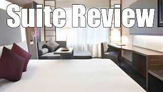 Full review of My Suite at The Nathan Road Novotel Hong Kong  4K