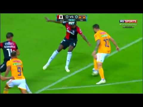 Resumen | Atlas 0 - 1 Tigres UANL | Liga MX - Clausura 2019 - Liga MX - Jornada 8 | Tigres Oficial
