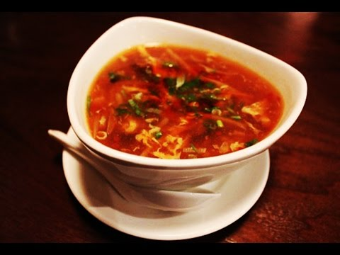 how to cook sweet and sour soup