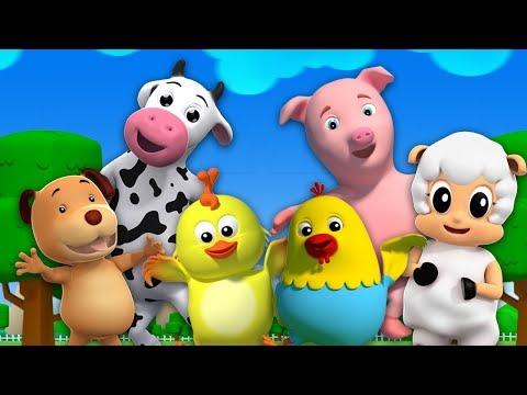Ten in The Bed | Nursery Rhymes for Kids By Kids Baby Club