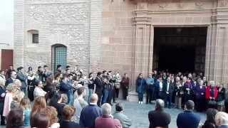 Adiós a Andrés García Belchí en Alhama de Murcia, España