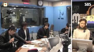 [SBS]박소현의러브게임,서울은 비, 스윗소로우 라이브
