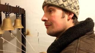 КОЛОКОЛА ТВ  Проект успеть настроить колокола до Пасхи
