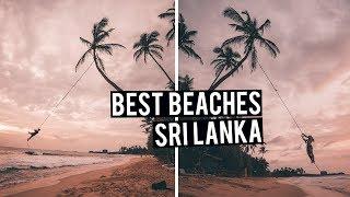 World's BEST BEACHES in Sri Lanka | Unawatuna & Galle