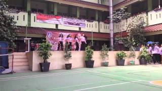Modern dance DO13 sman 13