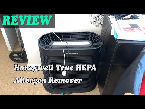 Honeywell HPA300 True HEPA Allergen Remover Review