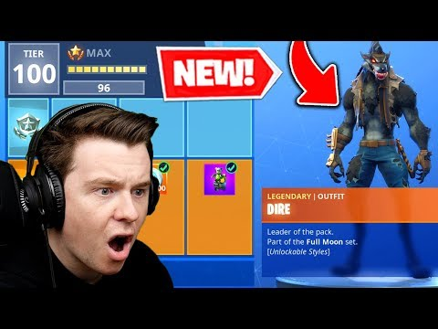 *NEW* Season 6  - LVL 100 SKIN UNLOCKED In Fortnite Battle Royale!
