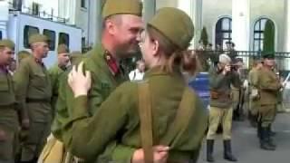 21 июня в Бресте. Поезд времени.(22 июня -- День памяти и скорби. В этот день на Брестский железнодорожный вокзал прибыл «Поезд времени»...., 2011-06-21T19:07:27.000Z)