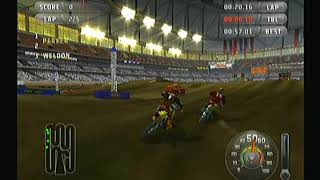 MX vs. ATV Untamed - PlayStation 2 - Long Play Through Part 1