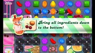 Candy Crush Saga Level 1354 walkthrough (no boosters)