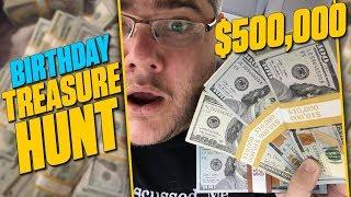 THE $500,000 DOLLAR BIRTHDAY PRANK!