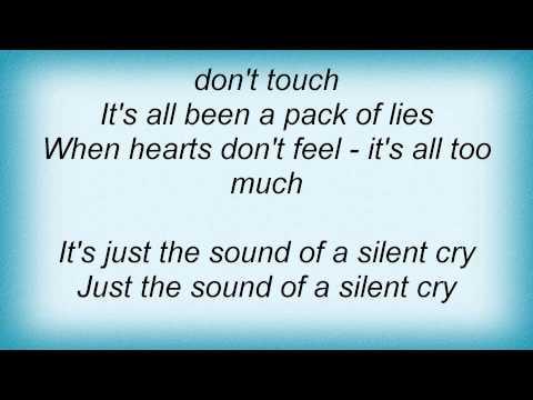U. D. O. - Silent Cry Lyrics