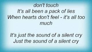 U. D. O. - Silent Cry Lyrics mp3