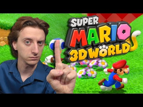 One Minute Review - Super Mario 3D World