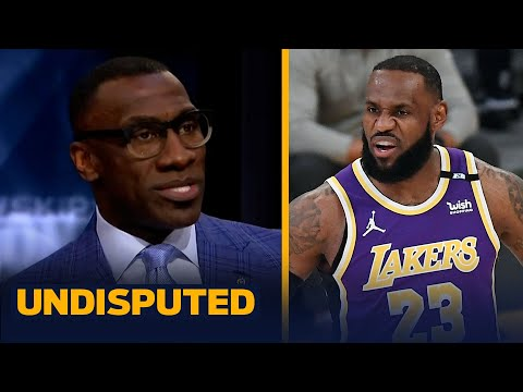 If LeBron James isn't healthy for playoffs, the Lakers aren't winning — Shannon | NBA | UNDISPUTED