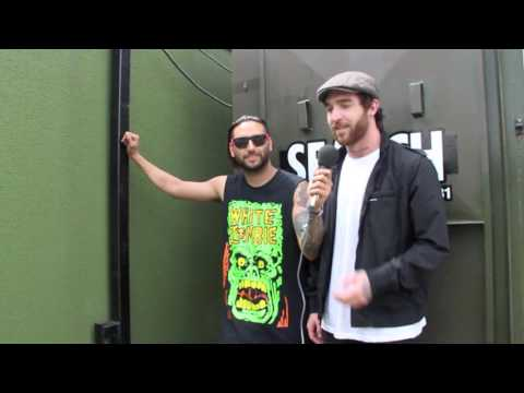 Kerrang! Download Podcast 2016: Cane Hill