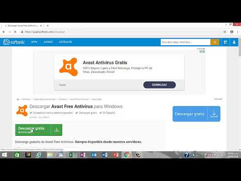 avast antivirus descargar gratis softonic