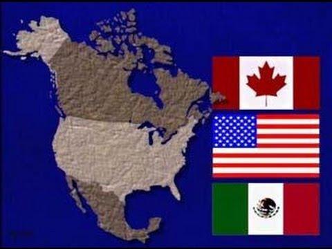 Das Nordamerikanische Freihandelsabkommen NAFTA